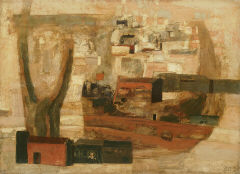 Landscape in Brown