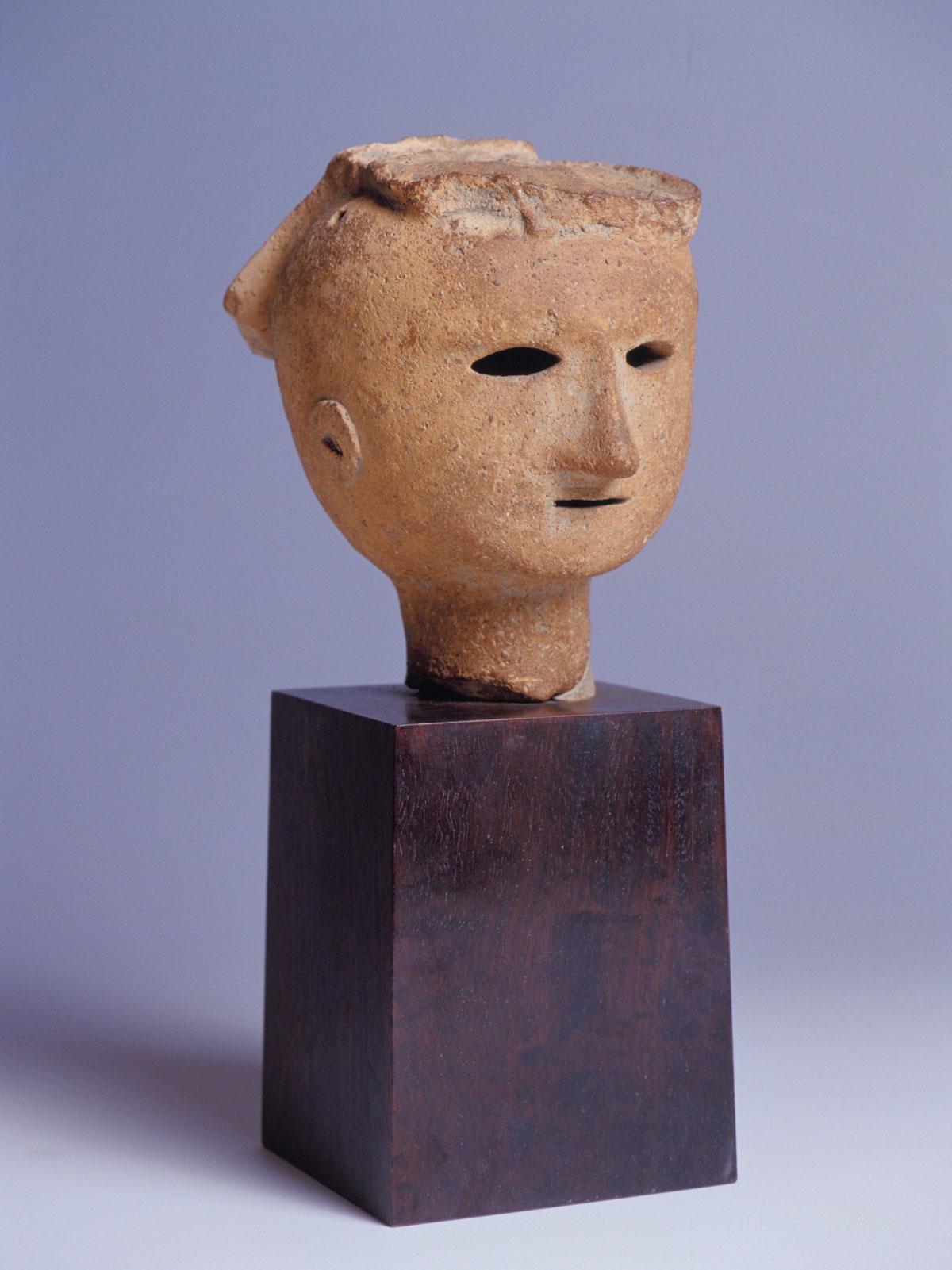 Haniwa (Terracotta Tomb Figurine),