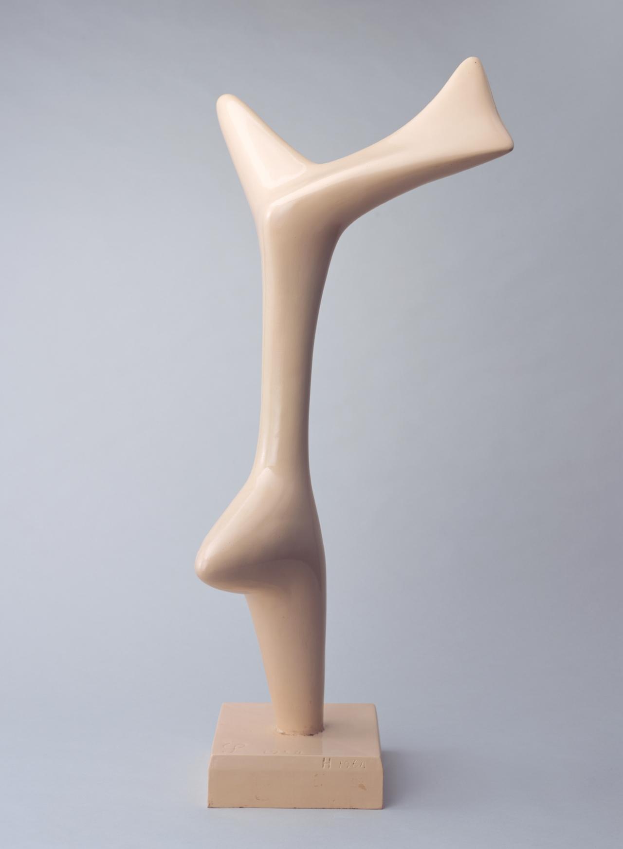 昆野恆  《生長の形態 no.1》  1964年