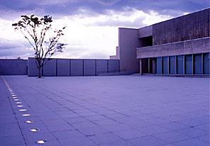 屋外展示スペース